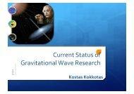 Gravitational Wave: Sources