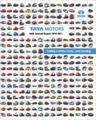2010-11 - Tata Motors