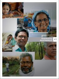 Community development - Tata Motors