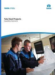 Tata Steel Projects Capability Statement