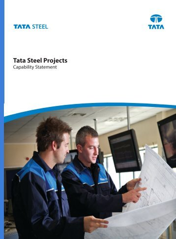 Tata Steel Projects Capability Statement