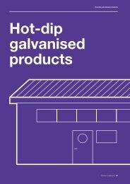 Hot-dip galvanised products Corus manufactures ... - Tata Steel
