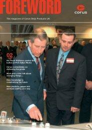 Foreword Newsletter 2 - Tata Steel