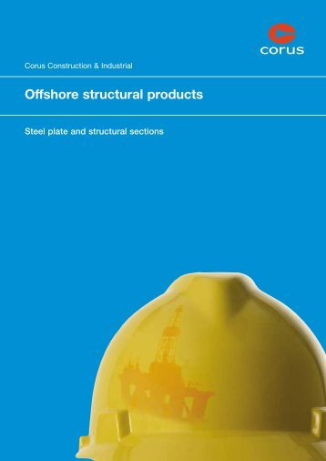 Offshore structural products - Tata Steel