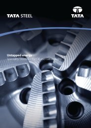 Untapped Energy - Tata Steel