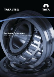 Turning on Performance - Tata Steel