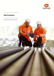Rail Products - Tata Steel