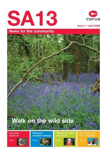 Issue 1 - April 2008 - Tata Steel