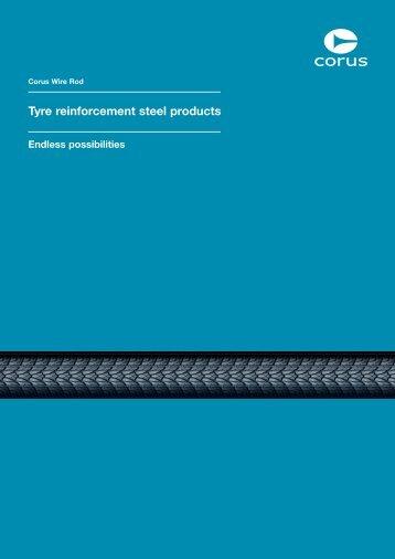Tyre reinforcement steel products - Tata Steel