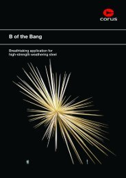 B of the Bang - Tata Steel