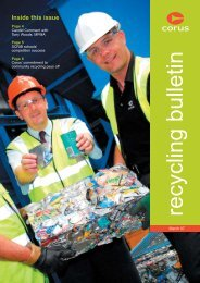 Recycling Bulletin March 07 - Tata Steel