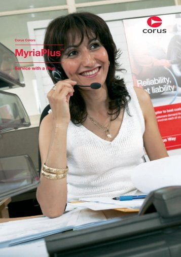 MyriaPlus Brochure English - Tata Steel