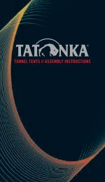 Assembly instructions tunnel tents PDF - Tatonka