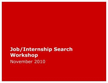 Resume Cover Letter Workshop Harvard University