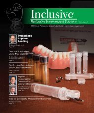 PDF Download - Glidewell Dental Labs