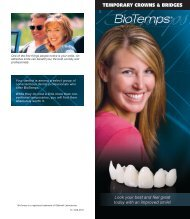 BioTemps® - Glidewell Dental Labs