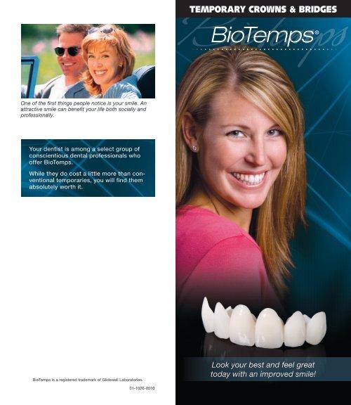 BioTemps® - Glidewell Dental Labs