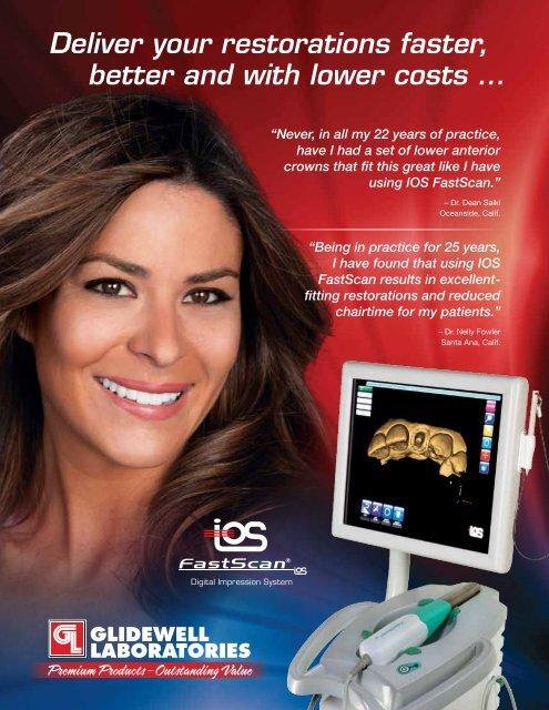 IOS FastScan - Glidewell Dental Labs