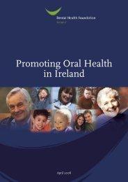 dhf-report 230309.indd - Dental Health Foundation