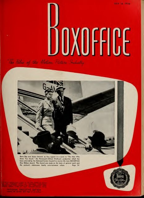 foto de Boxoffice-July.14.1956
