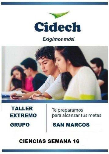 CIENCIAS 16