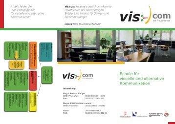 Schule für visuelle und alternative Kommunikation - Taubenschlag
