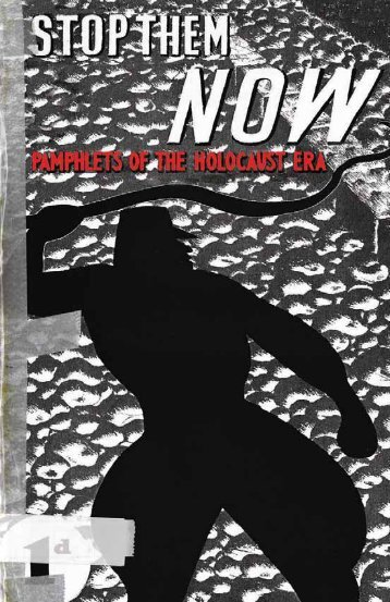 Download exhibit catalogue - Tauber Holocaust Library