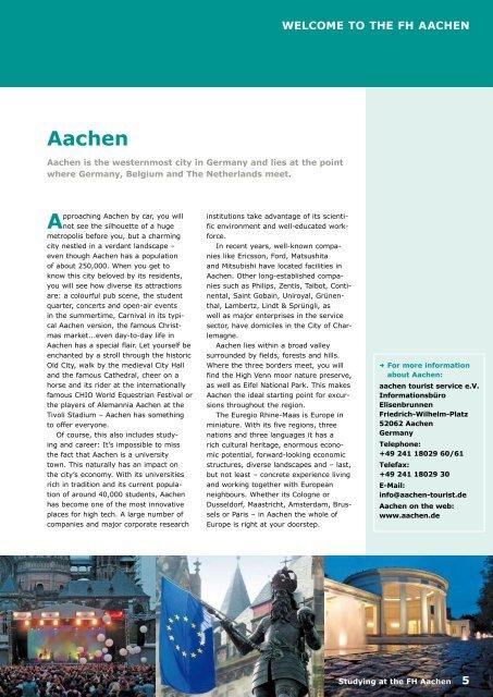 Luft Und Raumfahrttechnik Aachen