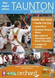Taunton Events Guide