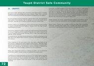 Recipe Book - Taupo District Council