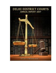 2007 - Welcome to the District Courts of Delhi