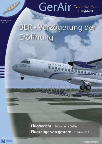 Magazin - German Airways