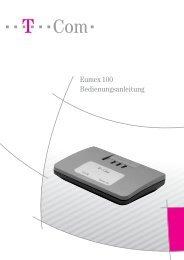 Eumex 100 Bedienungsanleitung