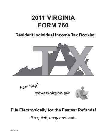 Form Va 4 Virginia Department Of Taxation Commonwealth Of