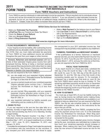 Form 760 Instruction Solidaphikworks
