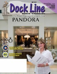 Get Your All Access PAss - Dockline Magazine