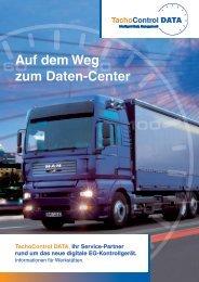 Auf dem Weg zum Daten-Center - verkehrsRUNDSCHAU.de