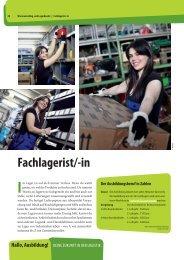 Fachlagerist/-in - verkehrsRUNDSCHAU.de