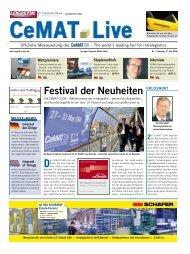 Festival der Neuheiten - Taxi