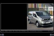 NISSAN NV200 - Taxi