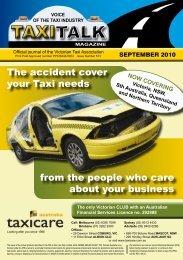 Swipe me! - Taxi Talk Magazine