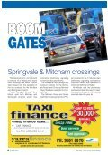 May 2013 - Taxi Talk Magazine - Page 6