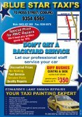VOICe OF The TAxI - Taxi Talk Magazine - Page 3