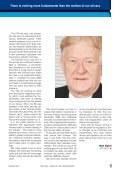VOICe OF The TAxI - Taxi Talk Magazine - Page 5
