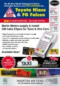 VOICe OF The TAxI - Taxi Talk Magazine - Page 7