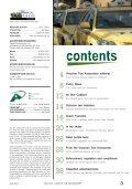 June 2012 - Taxi Talk Magazine - Page 3