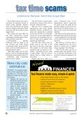 August 2012 - Taxi Talk Magazine - Page 6