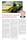 Voice of the taxi industry official journal of the Victorian taxi association - Page 4