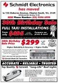 NOVEMBER 2010 - Taxi Talk Magazine - Page 7