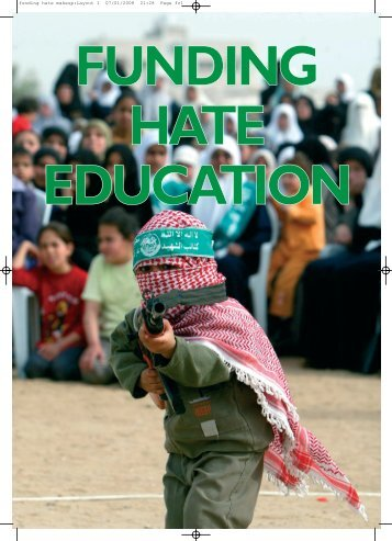 Funding Hate Education - The TaxPayers' Alliance